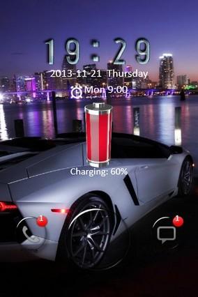 Lamborghini Go Locker