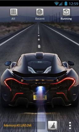 Mclaren car by vanko GoL theme