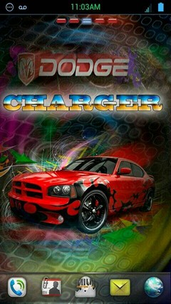 Dodge Charger Carbon