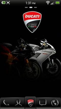 Ducati Go Launcher
