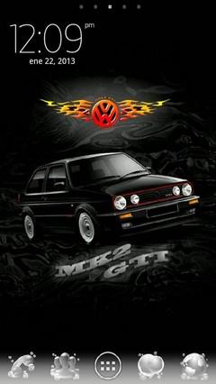 VW MK2 GTI