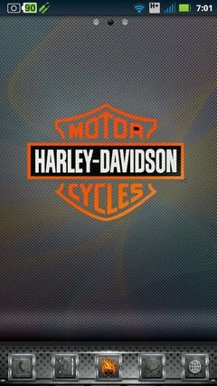 Harley Carbon