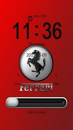Ferrari Locker