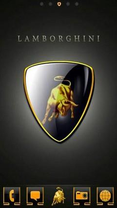 Lamborghini GO Launcher EX