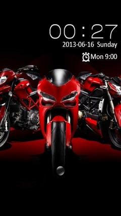 Ducati Locker