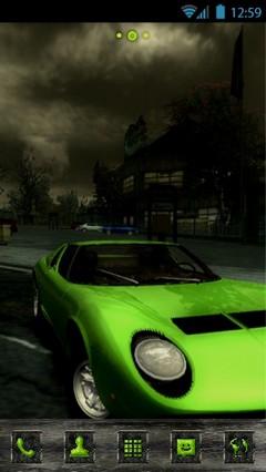 Green Car ( ATC-11)