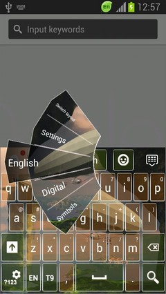 Zeppelin Keyboard