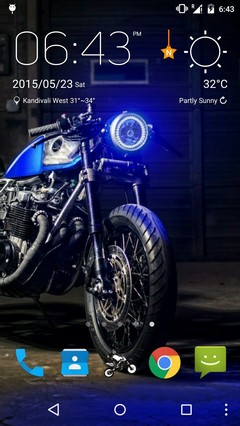 Super Bikes HD Theme