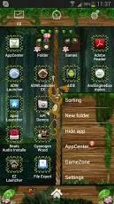 Nature Theme GO Launcher EX