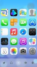 Ultimate iOS7 Apex Nova Theme