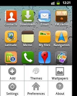 THE REAL IPHONE LAUNCHER