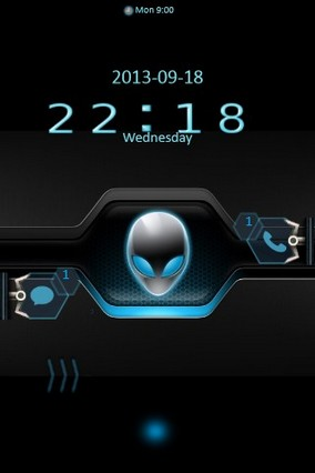 Alienware Go Locker
