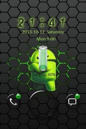 Android Go Locker