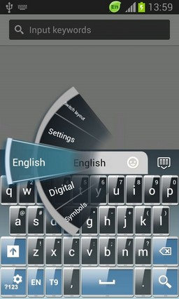 Keyboard for Galaxy S5 Free