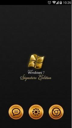 Microsoft Windows Gold RockMr