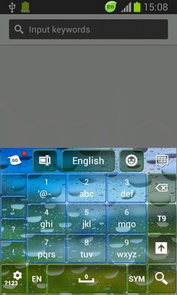 Keypad for Huawei Ascend G330