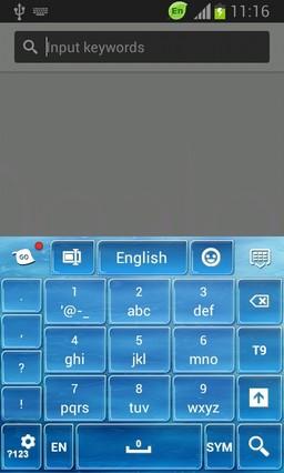 Keypad for Huawei Ascend Y300