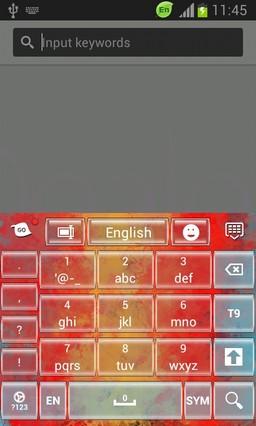 Keyboard for Motorola Moto X