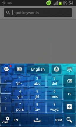 Keyboard for HTC One Mini
