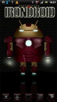 iron droid