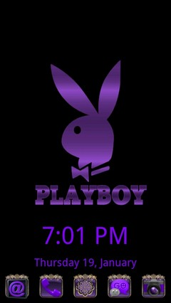 purple playboy