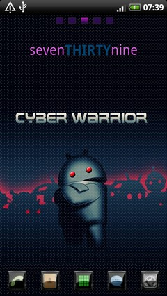 Android Cyber Warrior