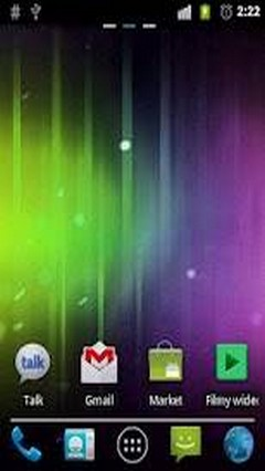 ICS Theme Go Launcher Ex