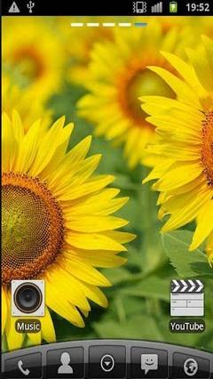 GO Launcher EX Sense HD v1.8