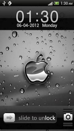 iPhone 4S-Go Locker EX Theme