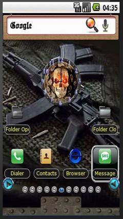 AK 47 Theme