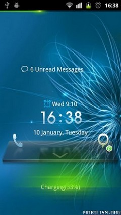 Xperia Go Locker