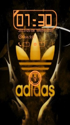 ADIDAS GOLD LOCKER