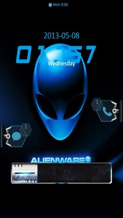 ALIENWARE LOCKER