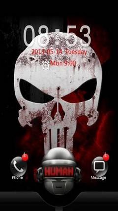 Punisher Locker