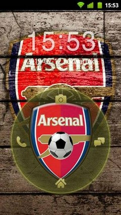 Arsenal London GO Locker Theme