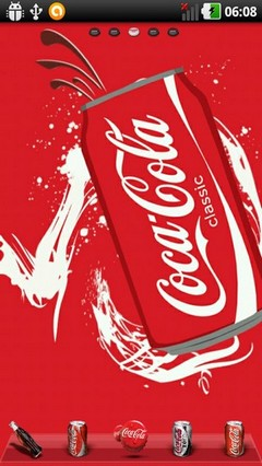 Coke World Theme