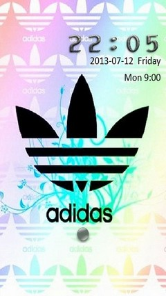 Colorful Adidas Go Locker