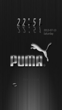 Puma Metal Go Locker