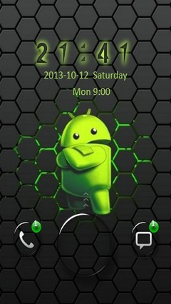 Android Go Locker