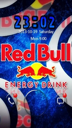 Red Bull Go Locker