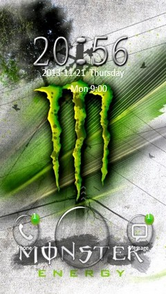 Monster Energy Go Locker