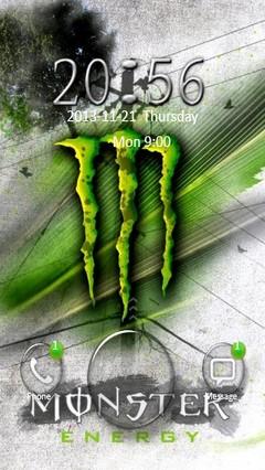 Monster Energy Go Locker