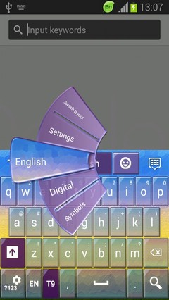 Keypad for Huawei Ascend Mate