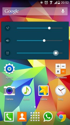 Galaxy S5 Theme CM11