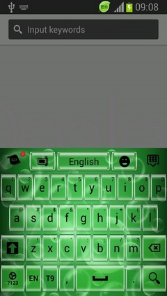 Keypad for Motorola Defy Mini