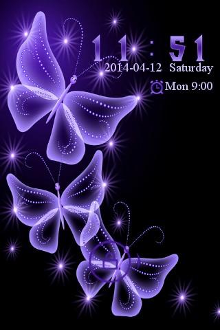 سيجعل جوالك لوحة فنية ButterfLies 1397293438.jpg