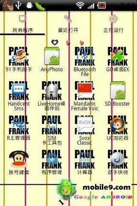 GO paul frank