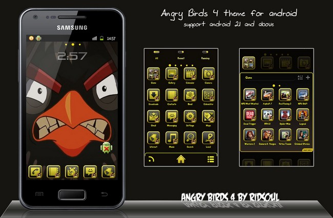 Angry Birds IV