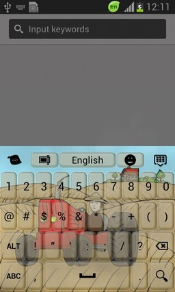 Farmer Keyboard-release
