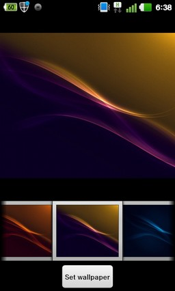 Go Launcher Themes - Resonate 1.0
